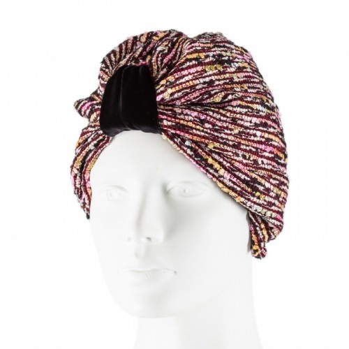 Turbante in lana 02