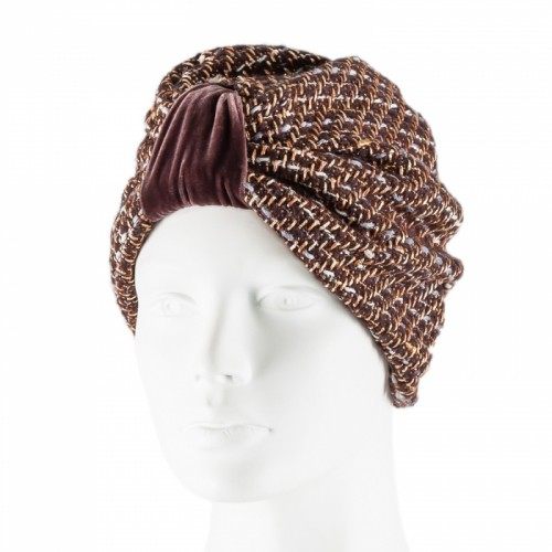 Turbante in lana 04